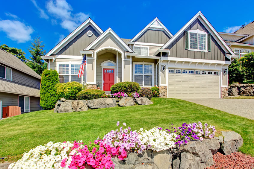 Improving your Curb Appeal