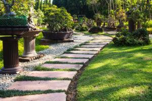garden landscaping service in royal palm fl
